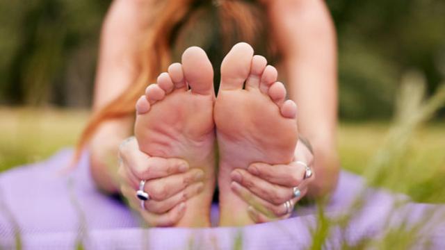 yoga-piedi